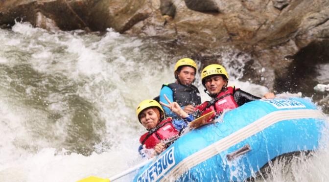 White Water Rafting #riverbug #gopeng #kampar