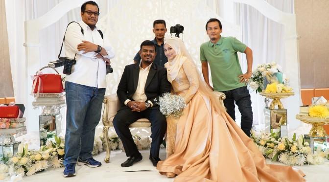 Congratulation J & S #wedding #abdrahman
